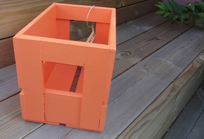Bilde av Ølkasse orange