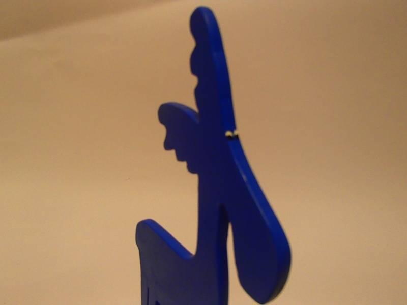 Bilde av Liten elg, blå