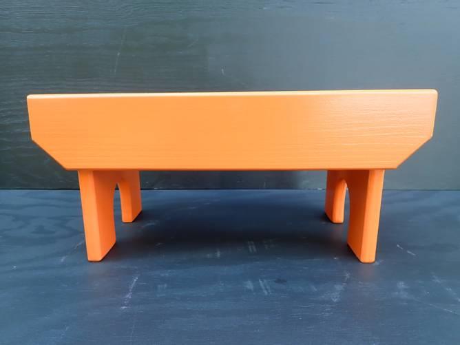 Bilde av Skammel orange
