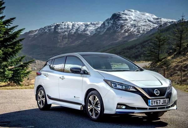 Bilde av Nissan Leaf Lyd pakke 4