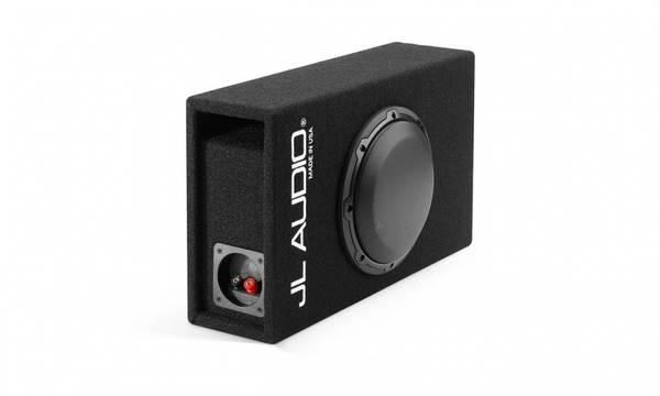 Bilde av JL Audio - CP108LG-W3v3 basskasse enkel 8W3v3, MicroSub,