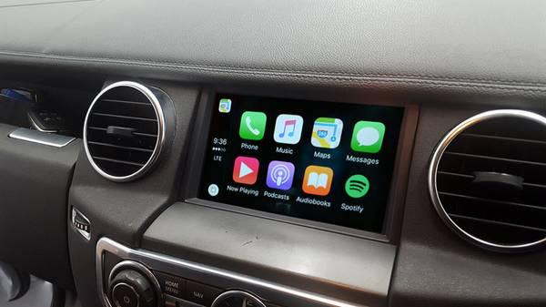Bilde av AMPIRE Trådløs Apple Carplay/AndroidAuto Land Rover