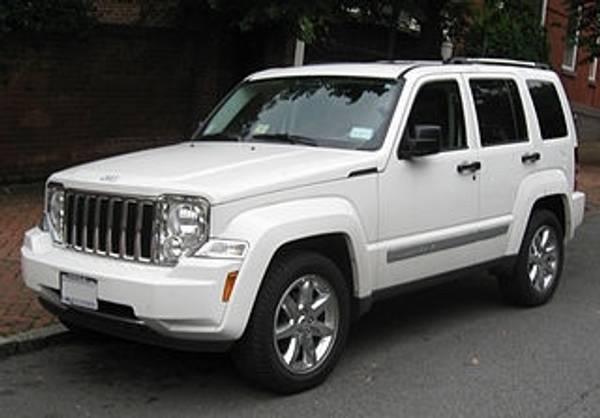 Bilde av Premium 2 din monterings kit Jeep Commander 2005-2008 med