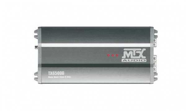 Bilde av MTX Audio TX6500D forsterker 500W KlasseD