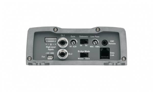 MTX Audio TX6500D forsterker 500W KlasseD