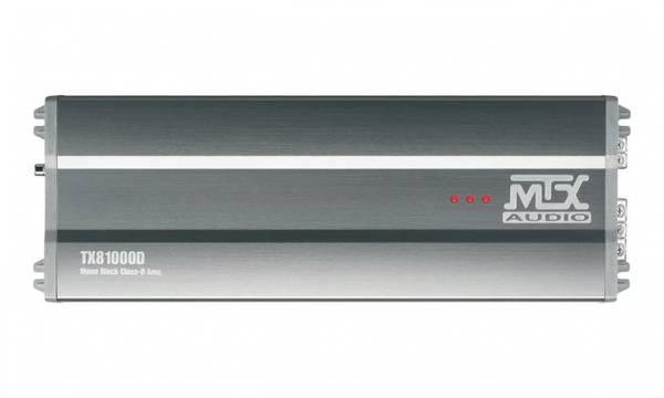 Bilde av MTX Audio TX81000D forsterker 1000W
