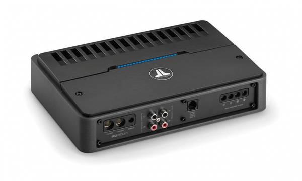 Bilde av JL Audio RD500/1 - mono forsterker 500W, klasse D, NexD, LP