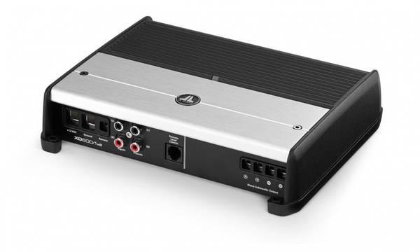 Bilde av JL Audio - XD600/1v2 - forsterker 600W Klasse D, Mono,