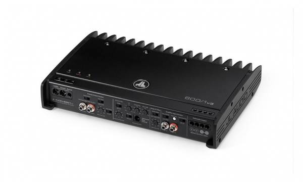 Bilde av JL Audio - 600/1v3 forsterker 1x600W Slash v3, klasse D