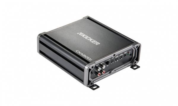 Bilde av Kicker CXA600.1 - forsterker 600W Mono, KickEQ™, FIT™,