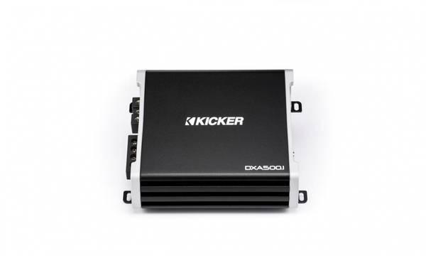 Bilde av Kicker 43DXA5001 - mono forsterker 500W, KickEQ, filter
