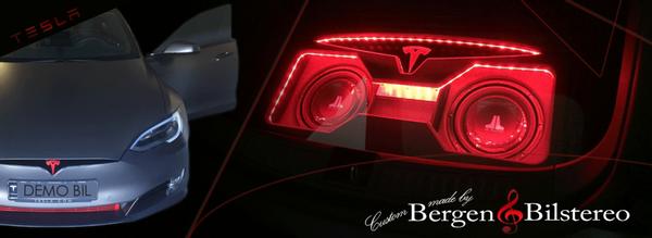 Bilde av Tesla P100D
