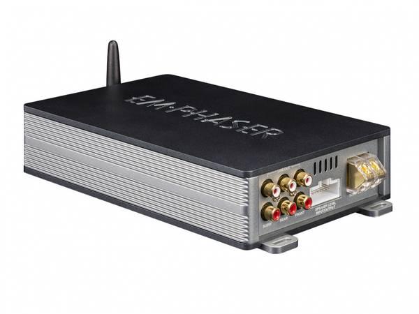 Bilde av Emphaser EA-D500 5 kanal App styrt DSP Forsterker 500W