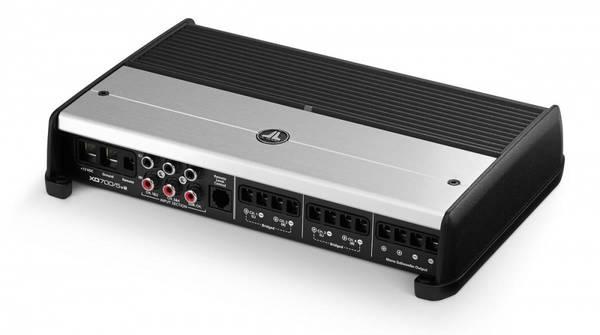 Bilde av JL Audio - XD700/5v2 - forsterker 700W 4x100W + 1x300W,