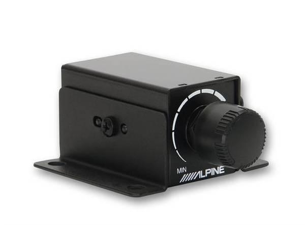 Bilde av Alpine RUX-KNOB - basskontroll for PDX Remote MRX mono