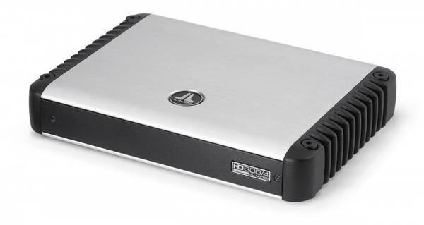 Bilde av JL Audio - HD600/4 forsterker 4x150W HD  4 kanaler med