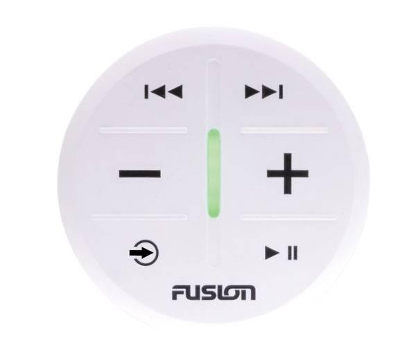 Bilde av Fusion ARX70 - hvit trådløs fjernbetjening