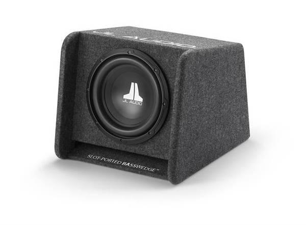 Bilde av JL Audio - CP110-W0V3 basskasse enkel 10WØv3 i kasse, port,
