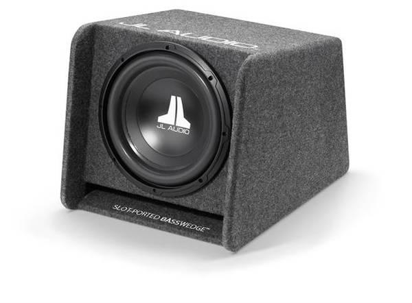 Bilde av JL Audio - CP112-W0V3 basskasse enkel 12WØv3 i kasse, port,