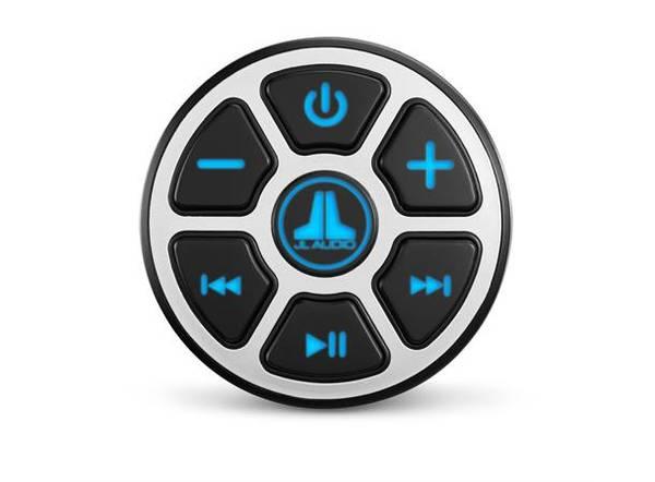 Bilde av JL Audio MBT-CRXv2 blåtann kontroller m/mottaker, IPX6,