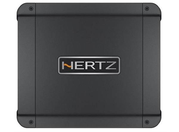 Hertz HCP 1D mono forsterker 700W RMS @ 2ohm