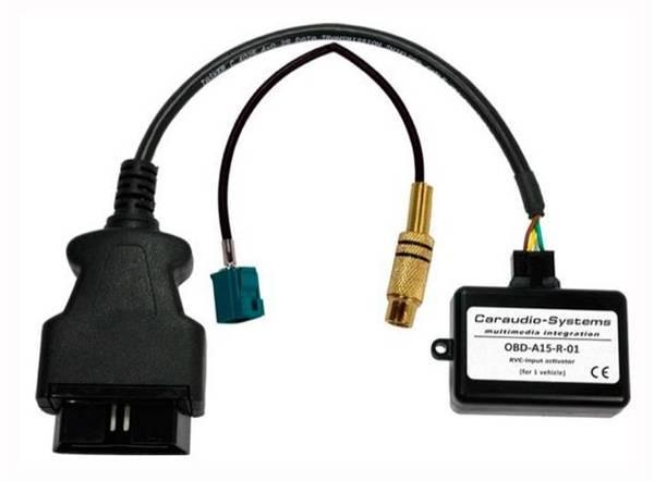 Bilde av CAS Ryggekamera adapter (inkl. koding) Sprinter/Crafter