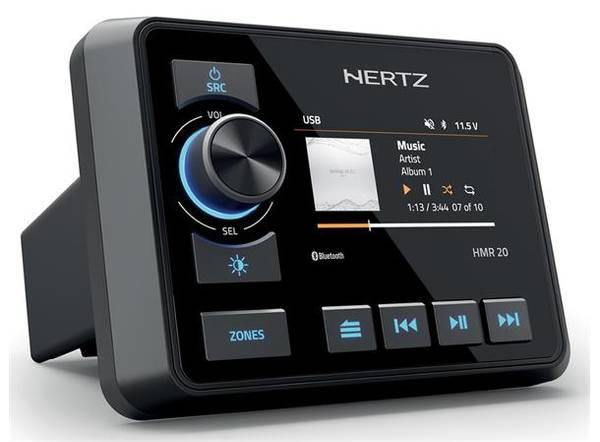 Bilde av Hertz HMR20 med DAB+ og BT, 3
