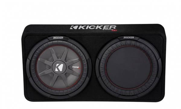 Bilde av Kicker 43TCWRT122 - basskasse 2ohm 12