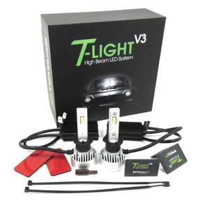 Image of T-LIGHT v3 Porsche 993 Litronic High beam LED kit