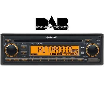 DAB Head units