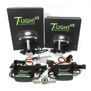 Image of T-LIGHT 993 Headlight low/high beam bundle 4300K