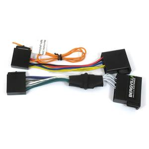 Image of ISO audio/power harness Porsche CR-1 /CR-2