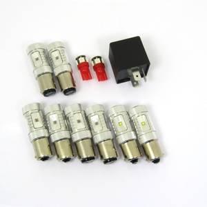 Image of T-LED, Porsche 993 LED kit, US Red