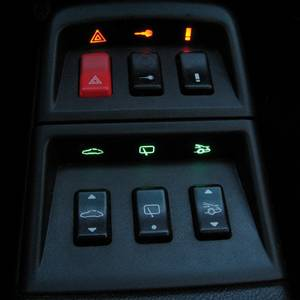 Image of LED kit for 964/993 centre console