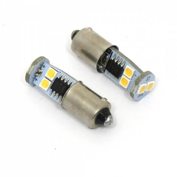 LED bulb Ba9S-White, 4300K