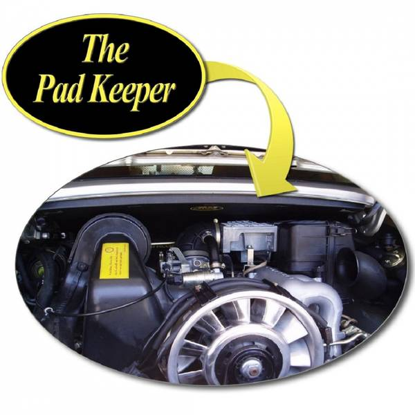 Pad Keeper Model 911