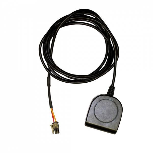 APP-control GPS receiver