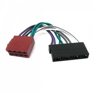 Image of ISO-DIN audio harness for Porsche 911/928/964