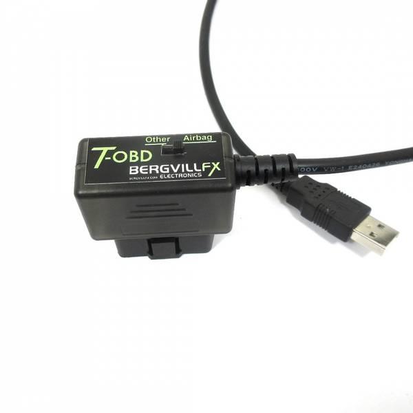 T-OBD - Diagnostic tool