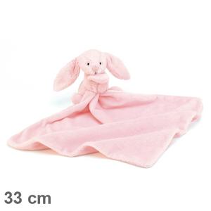 Bilde av Kanin Sutteklut Rosa 33cm