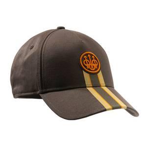 Bilde av Beretta Cap Corporate Striped Brown