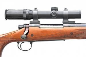 Bilde av Remington 700 Custom 458 WM
