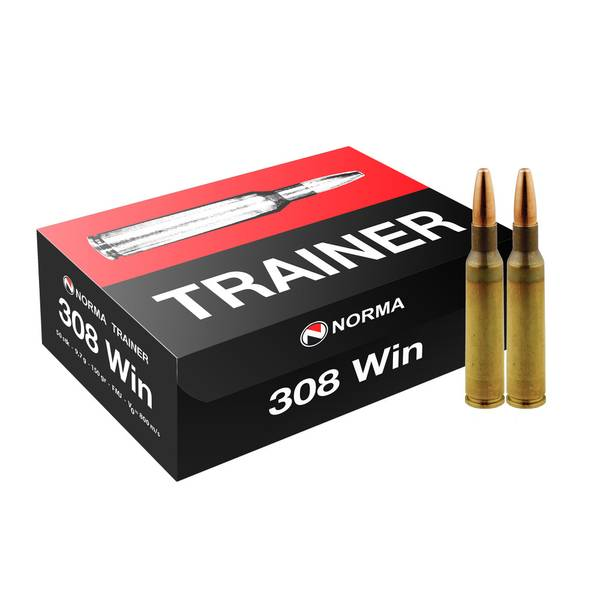 Norma Trainer 308W 9,7g/150gr