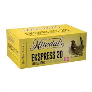 Bilde av Nitedals Ekspress 20-70