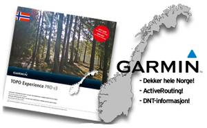Bilde av Garmin Topo Experience PRO v3