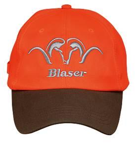Bilde av Blaser Cap Signal Orange/Brown