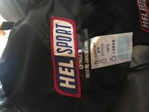 Bilde av Helsport Lyngen sovepose  venstre