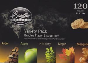 Bilde av Bradley Smoker 5 varianter