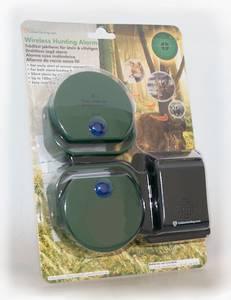 Bilde av  Caliber Hunting Alarm med 2 Sensorer