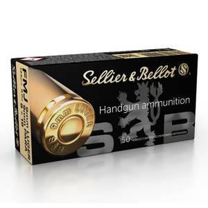 Bilde av Helmantel S&B 9mm Luger 124 gr